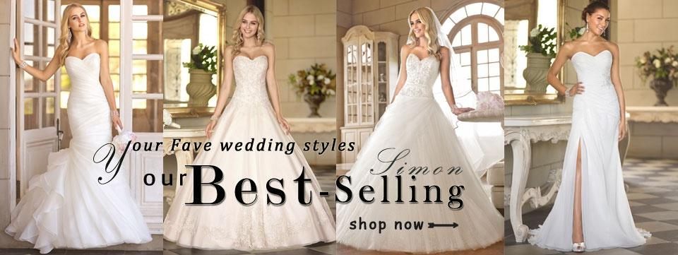 » Categories » Wedding Dresses