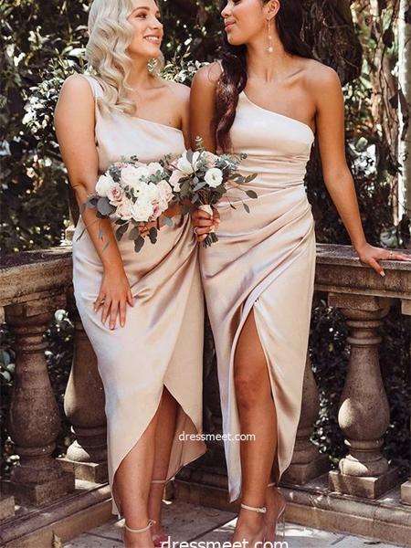 Top 6 Recommended Champagne Dress for Bridesmaid / Prom