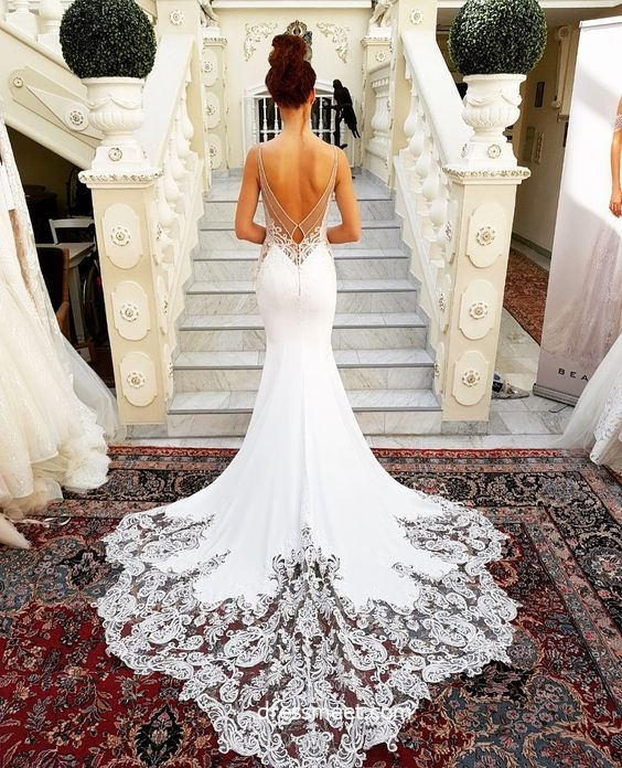 Top 5 Open Back Wedding Dresses Trends For 2020