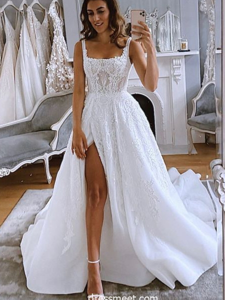 Top 10 fashion wedding dresses in spring 2021
